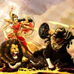Mahishasura Mardini Stotram, Benefits, Meaning, for killing arrogance: An Astrological compendium to understand goddess durga and nine planets