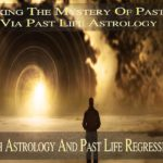 Unlocking the Mystery of past life Astrologically Part 1 : Real-life case gone through the process of Past life regression