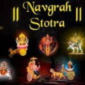 Sri Navagraha Stotra with meaning to propitiate nine planets daily