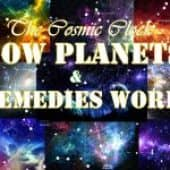 The Cosmic Clock – How planets and Remedies work