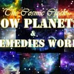 The Cosmic Clock - How planets and Remedies work
