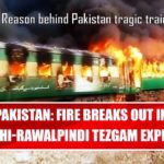 Astrological Reason behind Pakistan tragic train Accident triggered by fire on 31st October 2019
