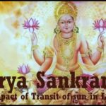 Surya Sankranti and Effects of transit of Sun in Libra in October 2019